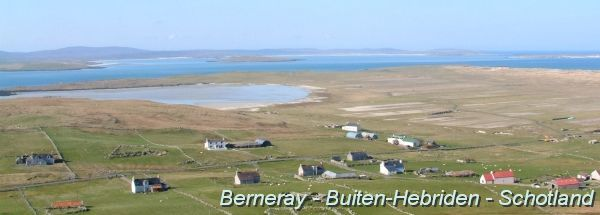 Berneray - Buiten-Hebriden - Schotland