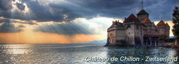 Chateau de Chillon - Zwitserland