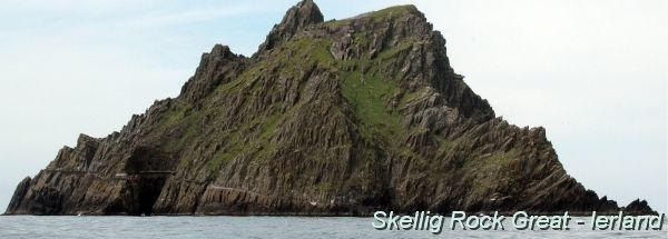Skellig Rock Great - Ierland